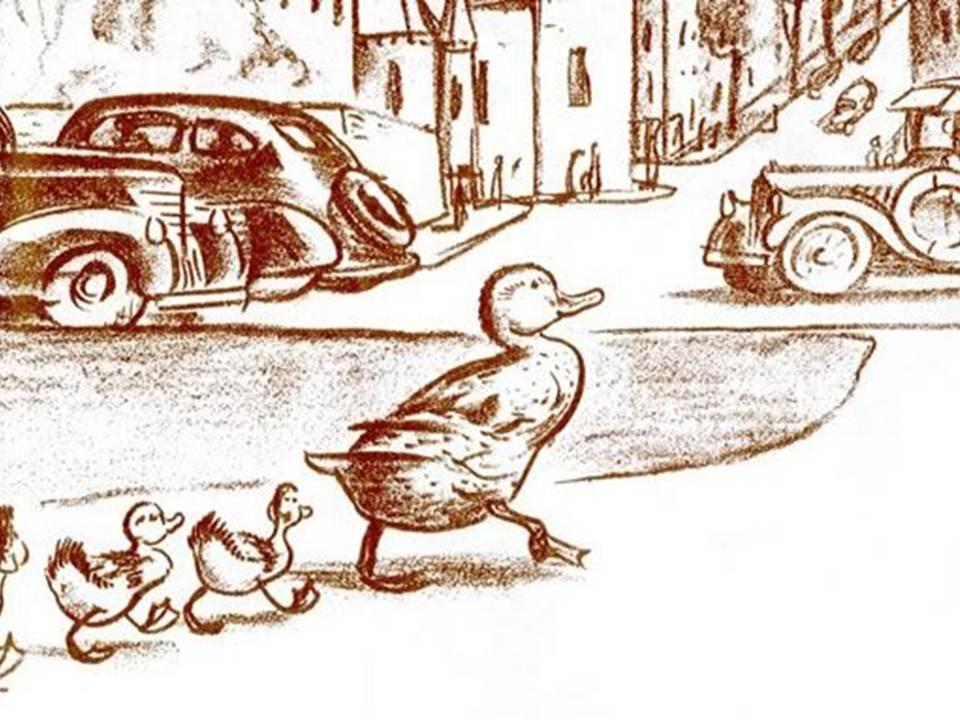 Make Like a Duck
